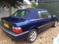 Rover Cabriolet, low mileage, 12 mot. Good condition.