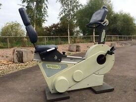 Technogym recline XT commercial/home gym equipment