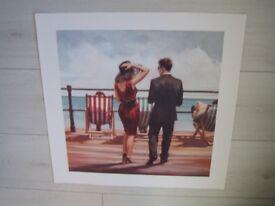 Mark Spain Canvas Prints 40 x 40cm {Unframed} £45.00 each