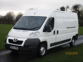 LOW MILEAGE HI-TOP LWB NO VAT