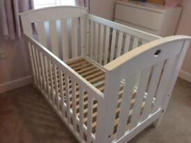 Boori Country Classic Cot Bed x 2 (£125 each or £225 for both)