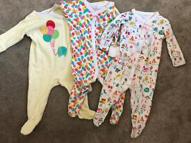 Next baby grows, 3-6months