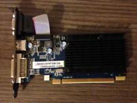 Radeon sapphire hd5450 video card 1gb