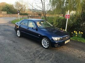 Outstanding condition - Lexus IS300 - Complete service history - First to see will buy this car