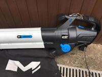 Macallister mower , strimmer, leaf blower