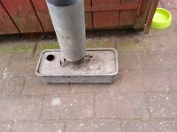 Greenhouse parrafin heater used condition