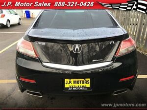 2014 Acura TL Tech Package, Automatic, Navigation, Leather, AWD Oakville / Halton Region Toronto (GTA) image 5