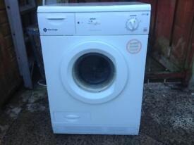 7kg White Knight Condenser Dryer