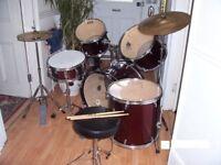 drum kit******* promax******