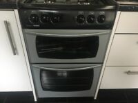 4 Hob Gas cooker