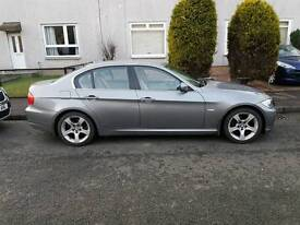 BMW 3 Series 318i Exclusive Edition 143bhp manual 6 speed petrol.