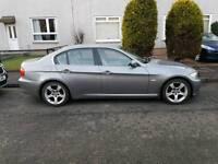 BMW 3 Series 318i Exclusive Edition 143bhp manual 6 speed petrol.