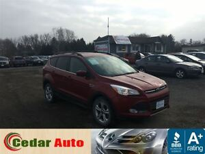 2013 Ford Escape SE - Leather - Navigation