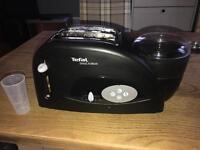 Tefal Toast n Bean Toaster