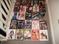 DVDS JOBLOT 100 DVDS FOR £40
