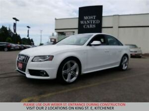 2012 Audi S4 3.0 Premium (S tronic) | NAVIGATION | NO ACCIDENTS
