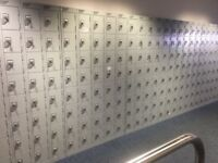 OFFICE FURNITURE CLEARANCE LOCKERS FOR PERSONAL POSSESSIONS I.E. MOBILE PHONES