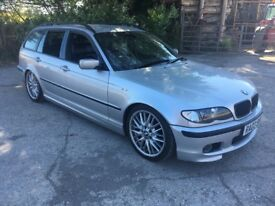 BMW E46 330D Msport Touring Manual