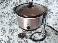 3l Electric Slow Cooker 180W