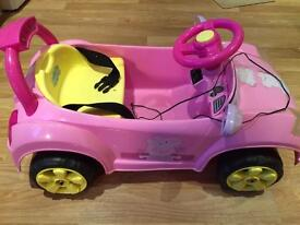 Peppa Pig electric ride on