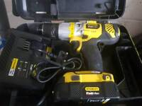 Stanley fatmax cordless drill driver 18v