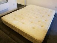Double mattress for free in good condition - Warrington