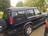 Land Rover Discovery Td5. W reg 2000 Non Runner.