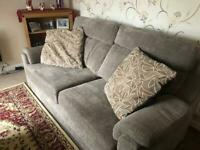 Sofa and 2 chairs