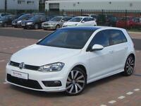 Volkswagen Golf R LINE EDITION TSI ACT BMT (white) 2017-03-01