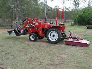 Dong Feng BL25 Tractor Churchable Lockyer Valley Preview