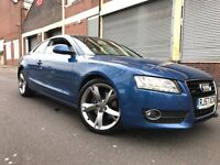 Audi A5 2008 3.0 TDI Sport Quattro 2 door COUPE, 1 OWNER, F/S/H, LED PACK, 4WD, BARGAIN