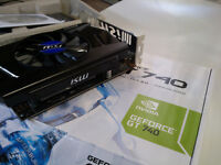 MSI NVIDIA GT 740 Graphics Card 2GB GDDR5 BOXED GREAT CONDITION