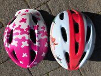 2 toddler bike helmets