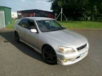 Toyota Altezza 2.0 Yamaha Beams Engine, rare, Import (not Lexus IS200) Ideal project/drift car, RWD