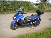 Yamaha XP 500 T Max