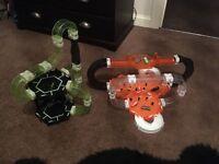 Hexbug set x 2 with 6 bugs