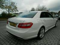 OneOwner Mercedes-Benz E220 CDI Blue Efficiency Sport
