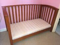Mamas & Papas Cot Bed Reduced