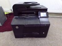HP Laserjet Pro 200 color plus ink