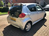 Toyota Aygo 1.0 VVT-i Platinum 5dr LOW MILES SERVICE HISTORY