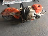 """STIHL 12"""" petrol disc cutter"""