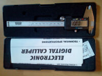 electronic digital vernier calliper