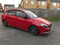 Mercedes-Benz B200 Automatic 7speed Quick Sale
