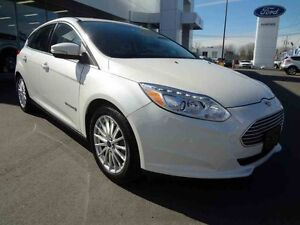 2014 FORD FOCUS 5-DR ELECTRIC Electric/Cuir/Certifie/Nav/Bluetoo
