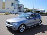 2005 BMW 118D ES BLUE DIESEL 6 SPEED DRIVES WELL