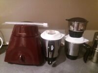 Butterfly mixer grinder for sale £50