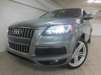 2011 Audi Q7 3.0T QUATTRO CERTIFIÉ SPORT AIR SUSPENSION