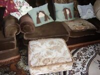 BARGAIN - Vintage 3 piece suite - very good condition
