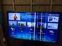 """Samsung 65"""" Series 8 Full HD 1080p Smart 3D LED TV with Voice & Motion Control System, Freeview HD"""