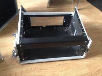 Citronic rack mount flight case